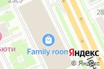 Схема проезда до компании МебельБРВ в Москве