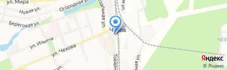 СВ-плюс на карте Чехова