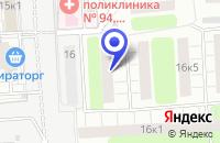 Схема проезда до компании ГЕОЛОГОРАЗВЕДЫВАТЕЛЬНАЯ ОРГАНИЗАЦИЯ ИНЖЕНЕРНАЯ ГЕОЛОГИЯ ИСТОРИЧЕСКИХ ТЕРРИТОРИЙ (ИГИТ) в Москве