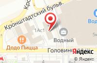 Схема проезда до компании Группа Компаний «Медиапартнер» в Москве