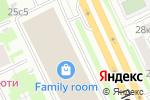 Схема проезда до компании Perrino в Москве