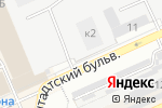 Схема проезда до компании РОЛЬСТАВНИ.РФ в Москве