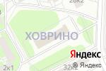 Схема проезда до компании Центральное Управление государственного автодорожного надзора в Москве