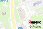 Схема проезда до компании Гарант Чистоты в Москве