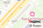 Схема проезда до компании ПромТоргРесурс в Москве