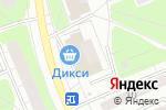 Схема проезда до компании Мини-пиццерия в Москве