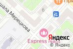Схема проезда до компании ArtPortiera в Москве