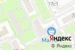 Схема проезда до компании Салон бытовых услуг на Филёвской 2-ой в Москве