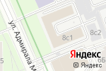 Схема проезда до компании ВМ-Сервис в Москве