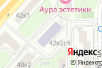 Схема проезда до компании Школа №2077 с дошкольным отделением в Москве