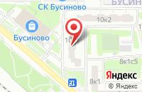 Схема проезда до компании Культура, Наука, Искусство в Москве