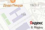 Схема проезда до компании Аттила в Москве