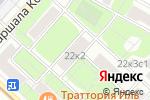 Схема проезда до компании ЭФиС в Москве