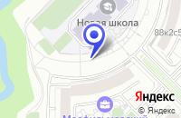 Схема проезда до компании ТФ АВТО-ПАЛИТРА в Москве