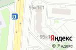 Схема проезда до компании Мойка самообслуживания в Москве