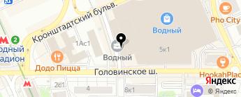 АВ-Систем Груп на карте Москвы
