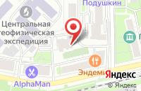Схема проезда до компании Информационно-Продюсерский Центр «Лев» в Москве