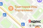Схема проезда до компании Ikornaya в Москве