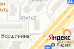 Схема проезда до компании СушиМагия в Москве