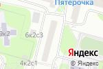 Схема проезда до компании NM Group в Москве
