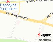 м. Полежаевская ул. Мневники