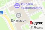Схема проезда до компании Тинькофф Страхование в Москве