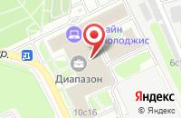 Схема проезда до компании Производственная Фирма Штамп в Москве