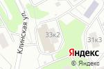 Схема проезда до компании Мадлиани в Москве