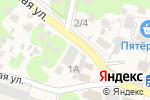 Схема проезда до компании Торгово-производственная компания в Столбовой