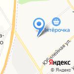 Межрайонная инспекция Федеральной налоговой службы России №5 по Тульской области на карте Щёкино
