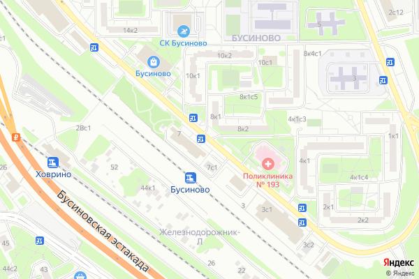 Ремонт телевизоров Улица Маршала Федоренко на яндекс карте