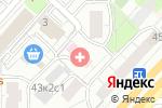 Схема проезда до компании Московский научно-практический центр дерматовенерологии и косметологии Департамента здравоохранения г. Москвы в Москве