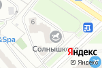 Схема проезда до компании Krim-market.ru в Москве