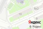 Схема проезда до компании Аделис в Москве