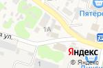 Схема проезда до компании Магазин светотехники в Столбовой