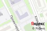 Схема проезда до компании Территория Интеллекта в Москве