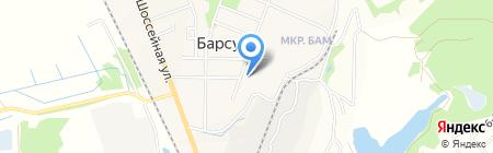 АсфальтСтрой на карте Барсуков