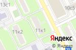 Схема проезда до компании Оригинал-Сервис в Москве
