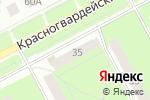 Схема проезда до компании Детская музыкальная школа №2 в Москве