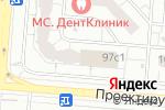 Схема проезда до компании Miss Шторочка в Москве
