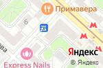 Схема проезда до компании Магазин реализации таможенного товара в Москве