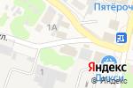 Схема проезда до компании Березка в Столбовой
