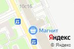 Схема проезда до компании СтройСтальИнвест в Москве