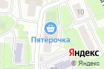 Схема проезда до компании CityQuest в Москве