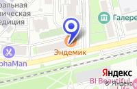 Схема проезда до компании ПТФ ВЕНТ-ИНТЕР в Москве
