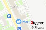 Схема проезда до компании Valterya в Москве