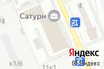 Схема проезда до компании ПскПласт в Москве