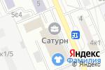 Схема проезда до компании Веселая Затея в Москве