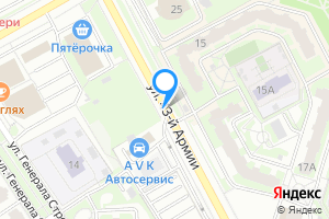 Снять однокомнатную квартиру в Подольске Московская область, улица 43-й Армии