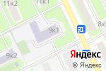 Схема проезда до компании БАРС в Москве